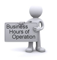 Harvey Software Business Hours of Operation